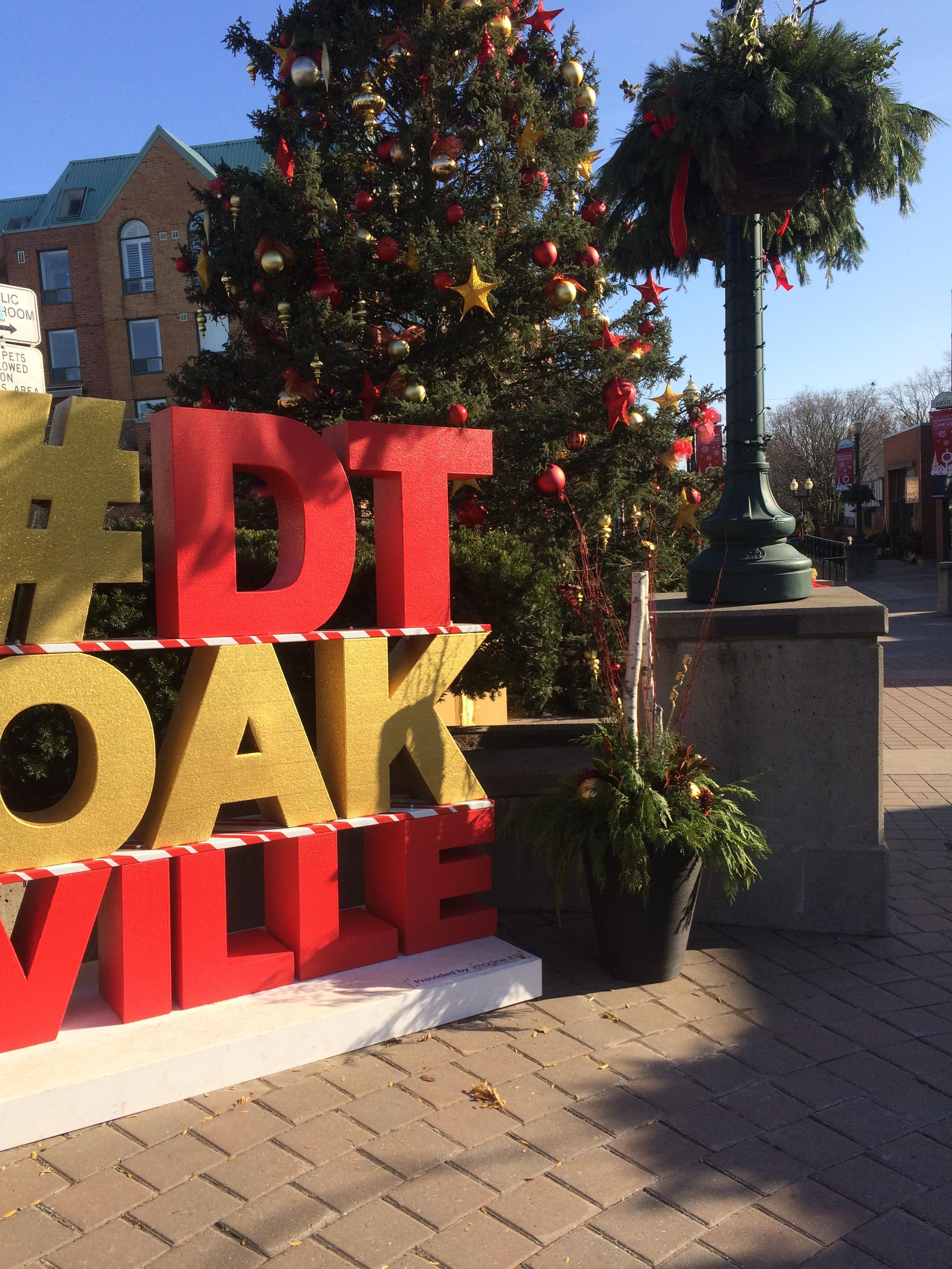 Christmas in Oakville