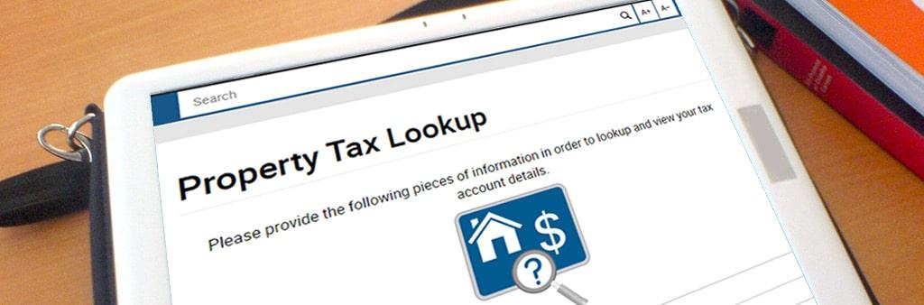 Toronto property tax
