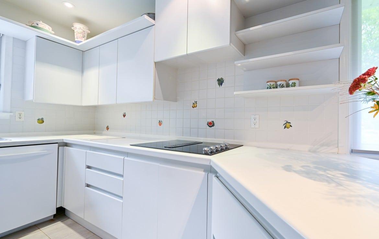 Kitchen featured at 1466 Bunsden Avenue, Mississauga, ON at Alex Irish & Associates