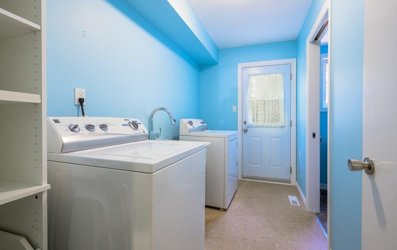 Laundry room featured at 1389 Saginaw Crescent, Mississauga, ON at Alex Irish & Associates