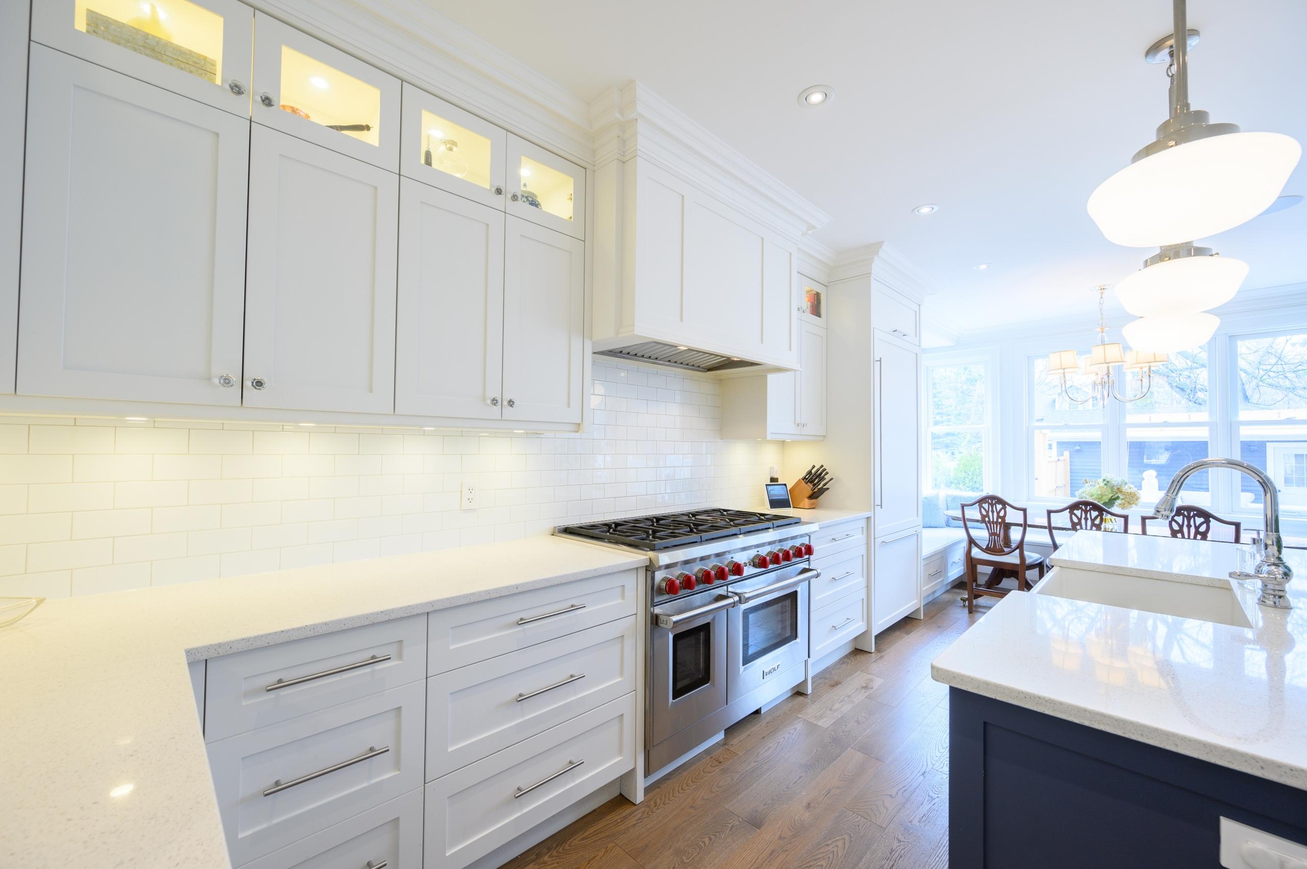 Kitchen featured at 199 Allan Street, Old Oakville, ON at Alex Irish & Associates