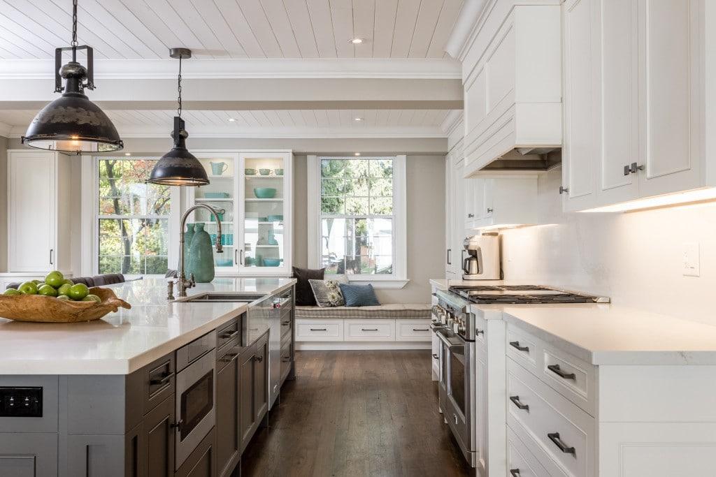 Kitchen featured at 2552 Jarvis Street, Mississauga, ON at Alex Irish & Associates