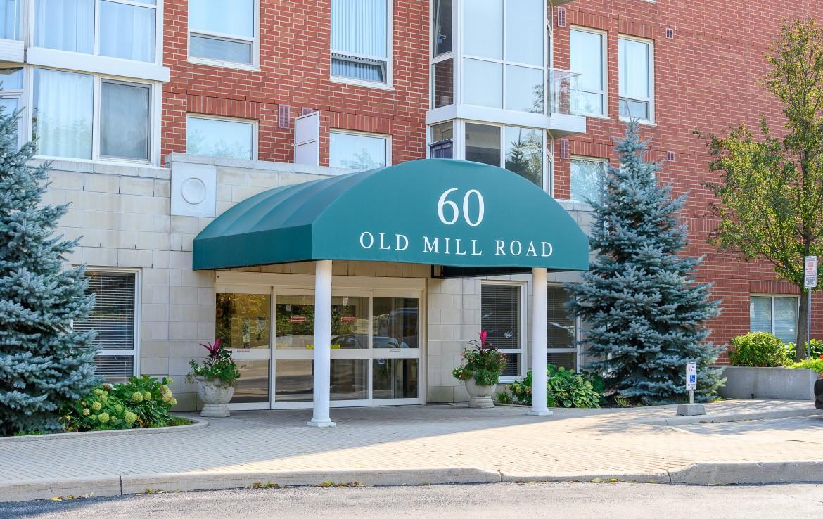 304 – 60 Old Mill Road, Oakville at Alex Irish & Associates