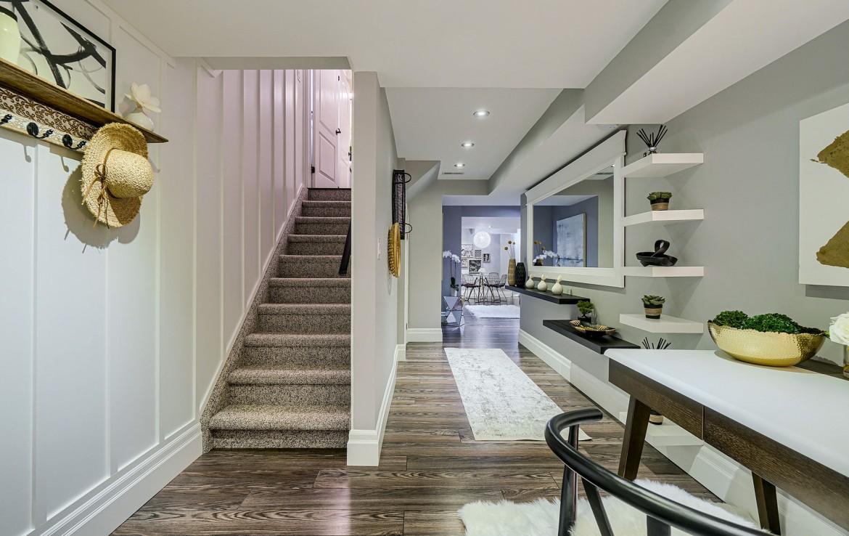 Mud room featured at 3342 Moses Way, Burlington, ON at Alex Irish & Associates