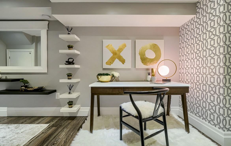 Office room featured at 3342 Moses Way, Burlington, ON at Alex Irish & Associates