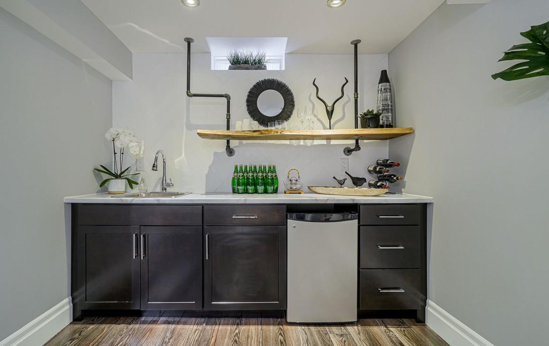 Wine cellar room featured at 3342 Moses Way, Burlington, ON at Alex Irish & Associates