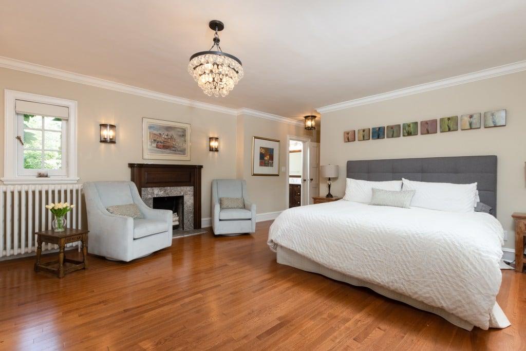 Bedroom featured at 429 MacDonald Road, Oakville at Alex Irish & Associates