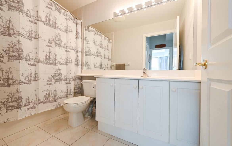 Bathroom featured at 304 – 60 Old Mill Road, Oakville at Alex Irish & Associates