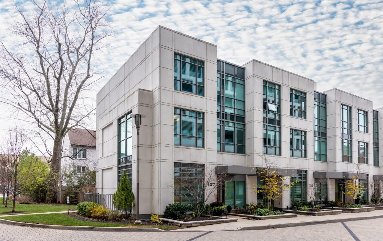 Townhome 127 - 56 Jones Street, Bronte, Oakville at Alex Irish & Associates