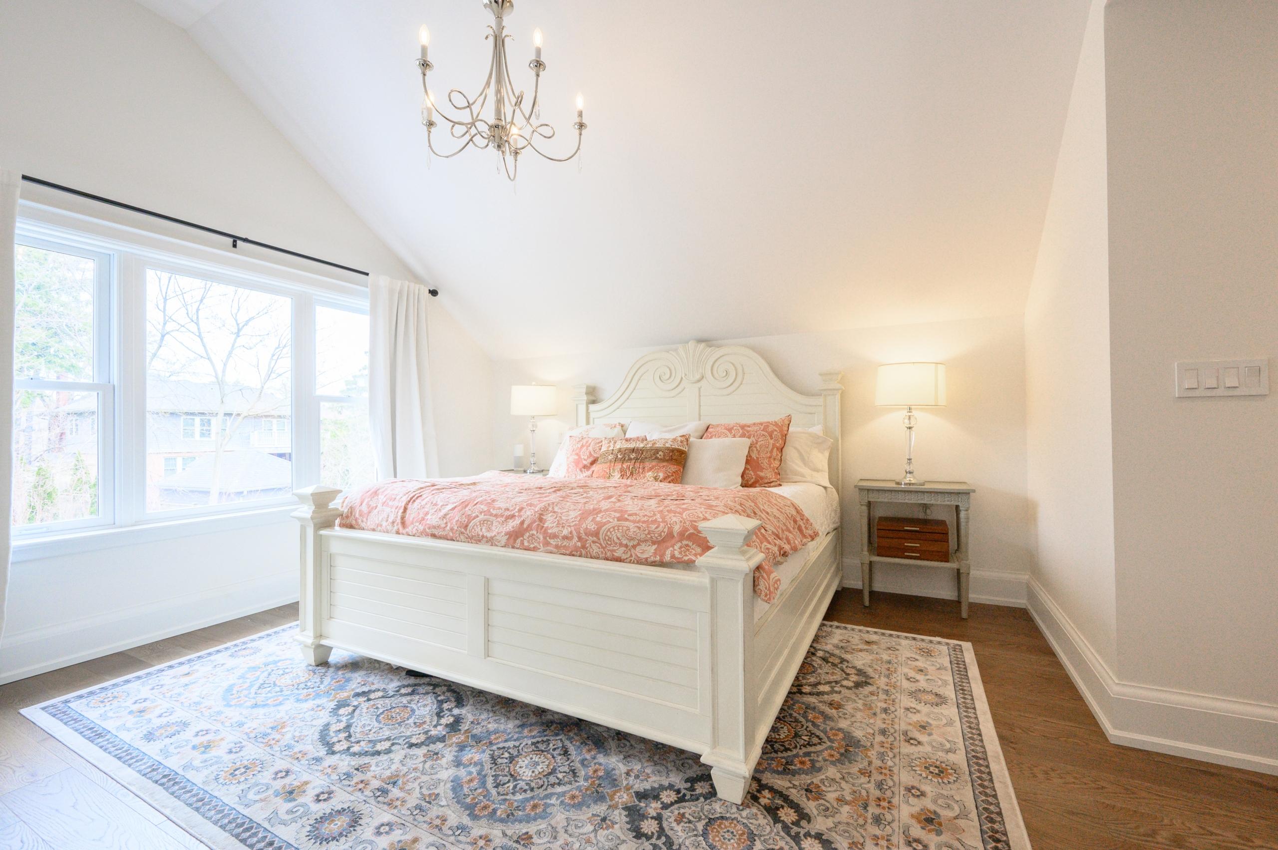 Bedroom featured at 199 Allan Street, Old Oakville, ON at Alex Irish & Associates