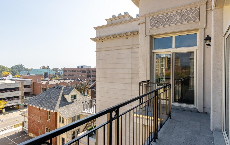 PH 5 – 300 Randall Street, Oakville at Alex Irish & Associates