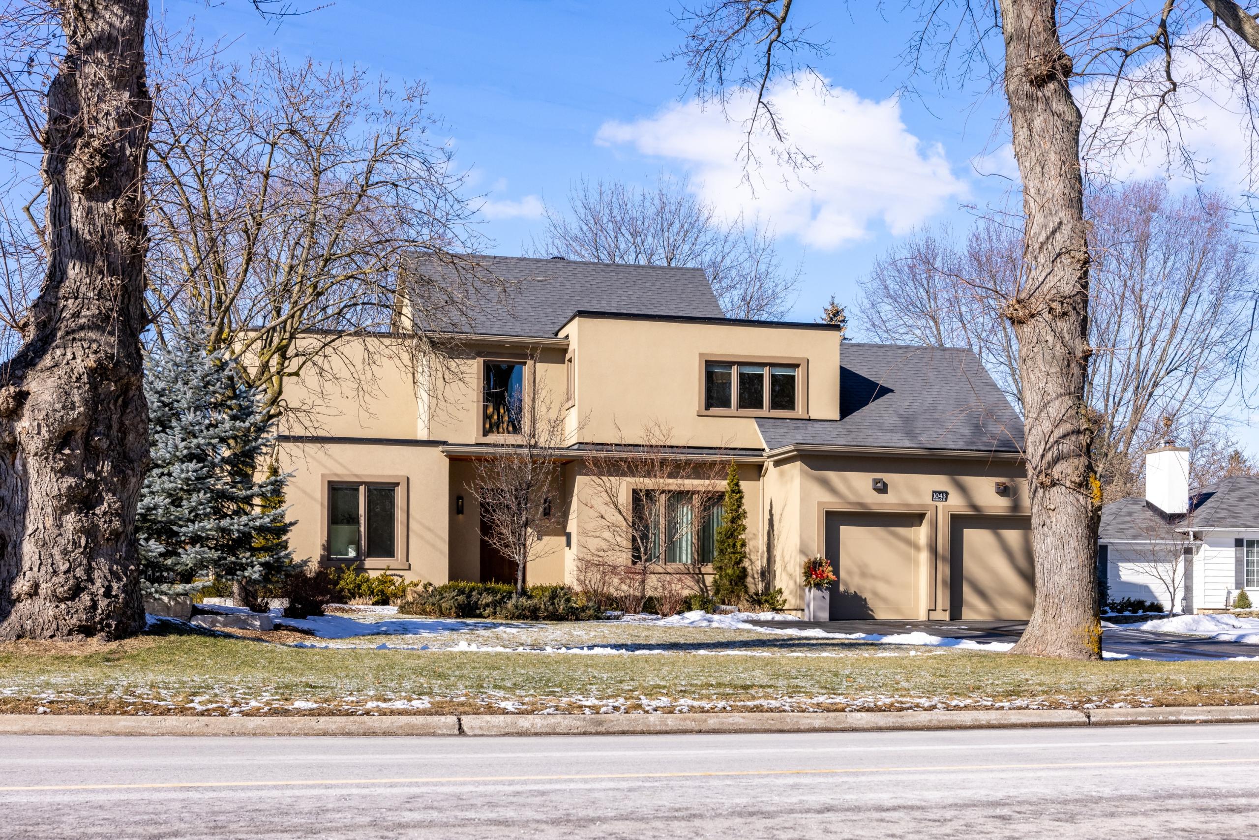 Custom Built Home 1043 Rebecca Street, South Oakville at Alex Irish & Associates