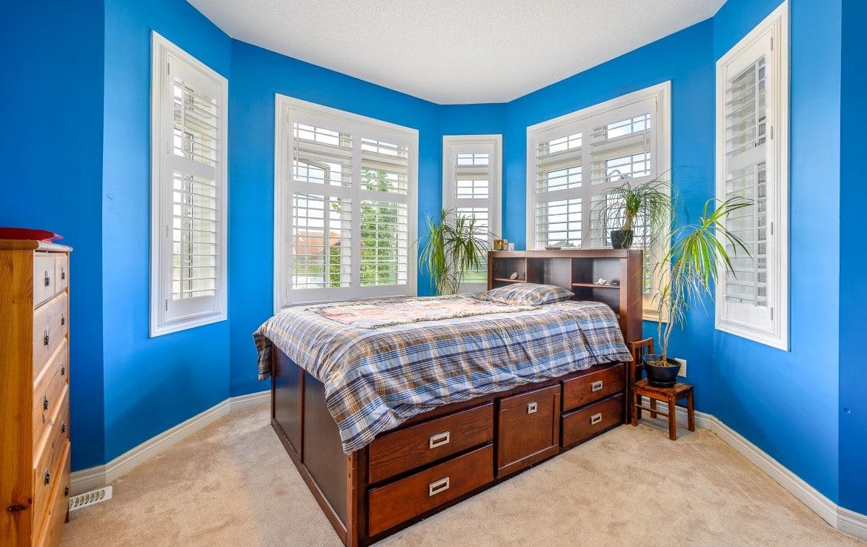 Bedroom featured at 379 Pettit Trail, Milton, ON at Alex Irish & Associates