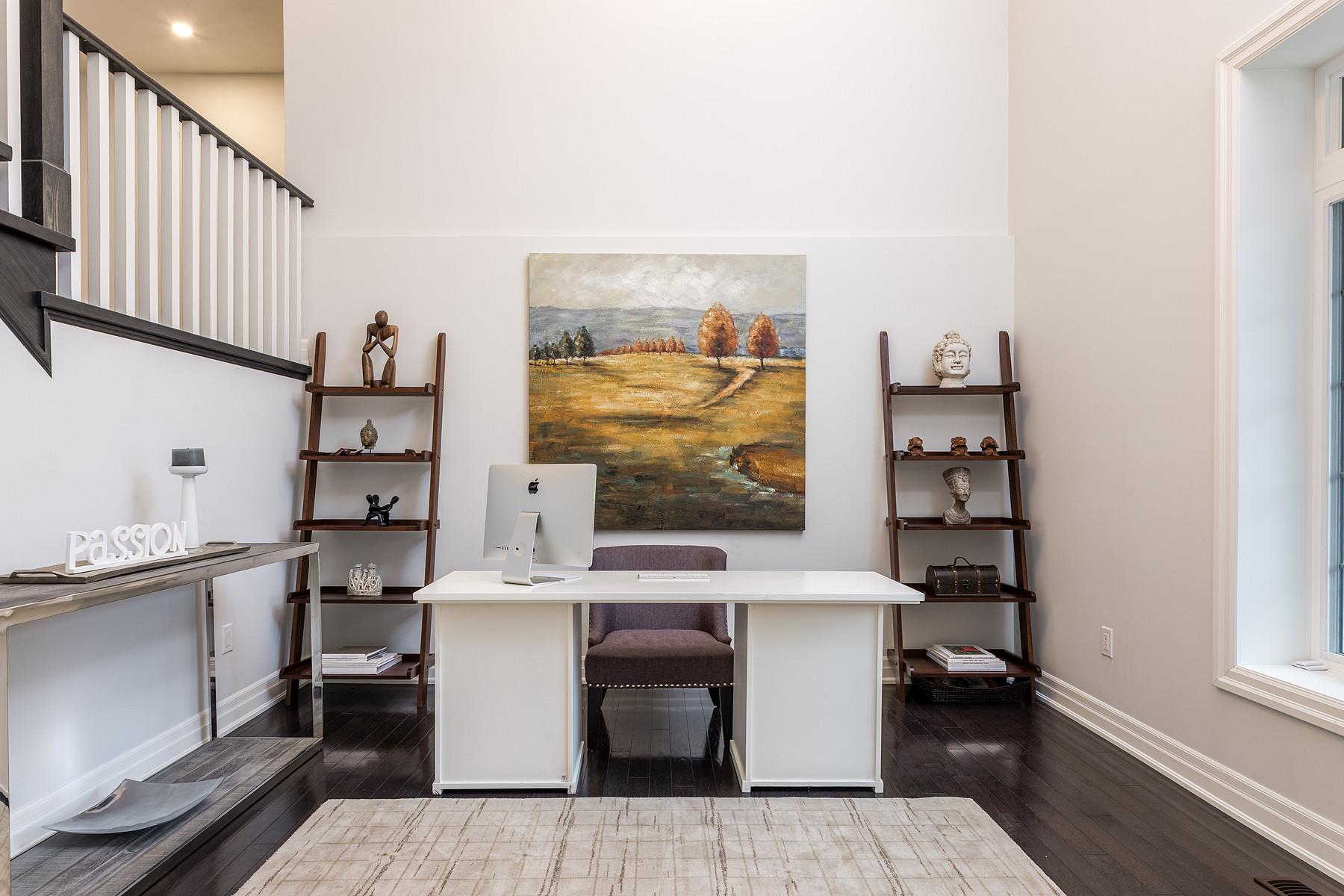 Custom Home 1295 Avon Crescent, Oakville at Alex Irish & Associates