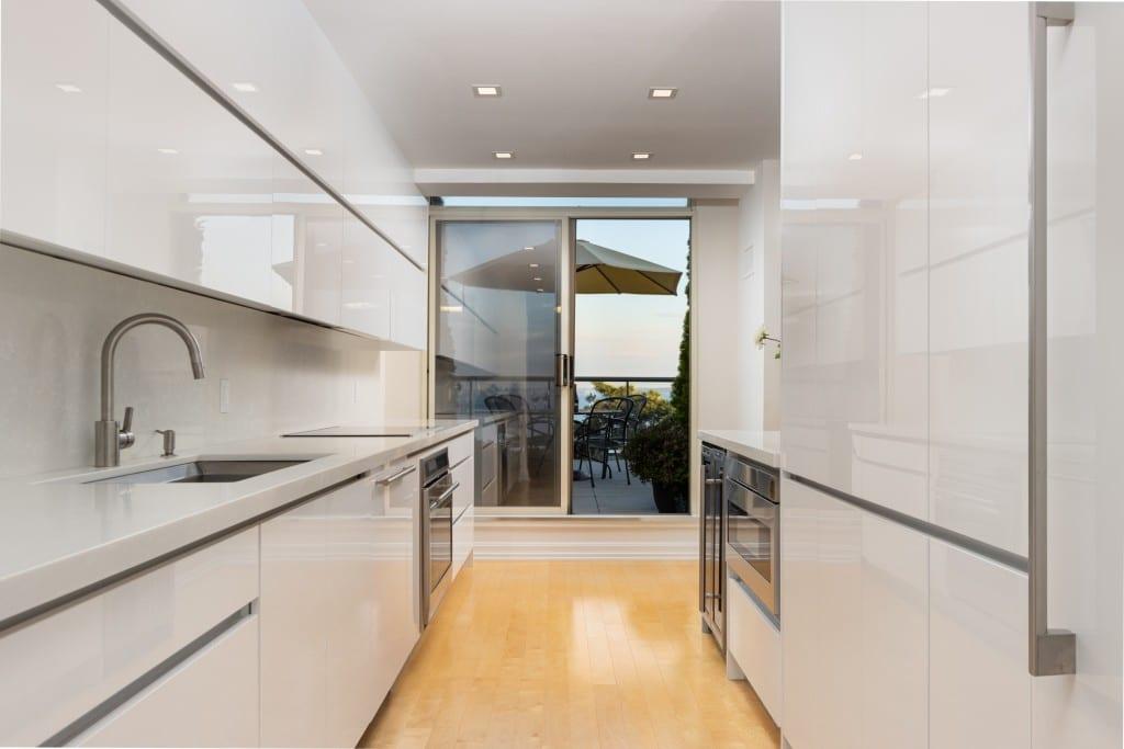 Kitchen featured at 508 – 415 Locust Street, Burlington, ON at Alex Irish & Associates