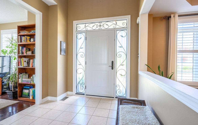 Entrance featured at 379 Pettit Trail, Milton, ON at Alex Irish & Associates