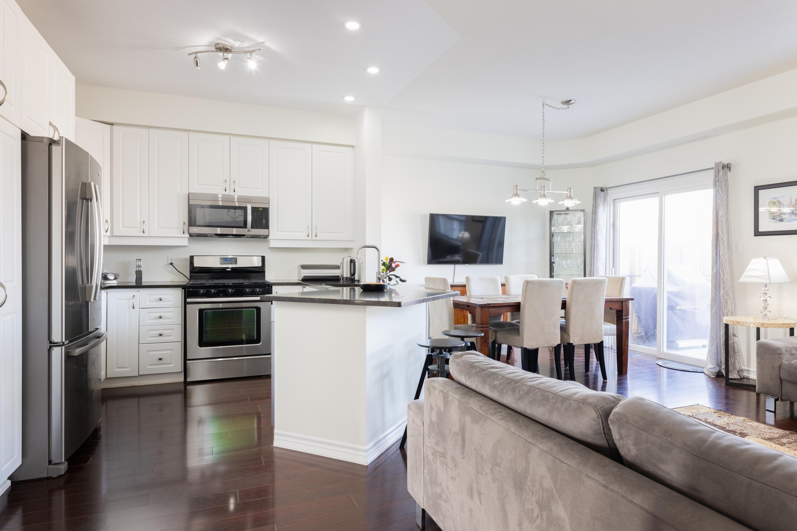 Kitchen featured at 5321 Scotia Street, Burlington at Alex Irish & Associates