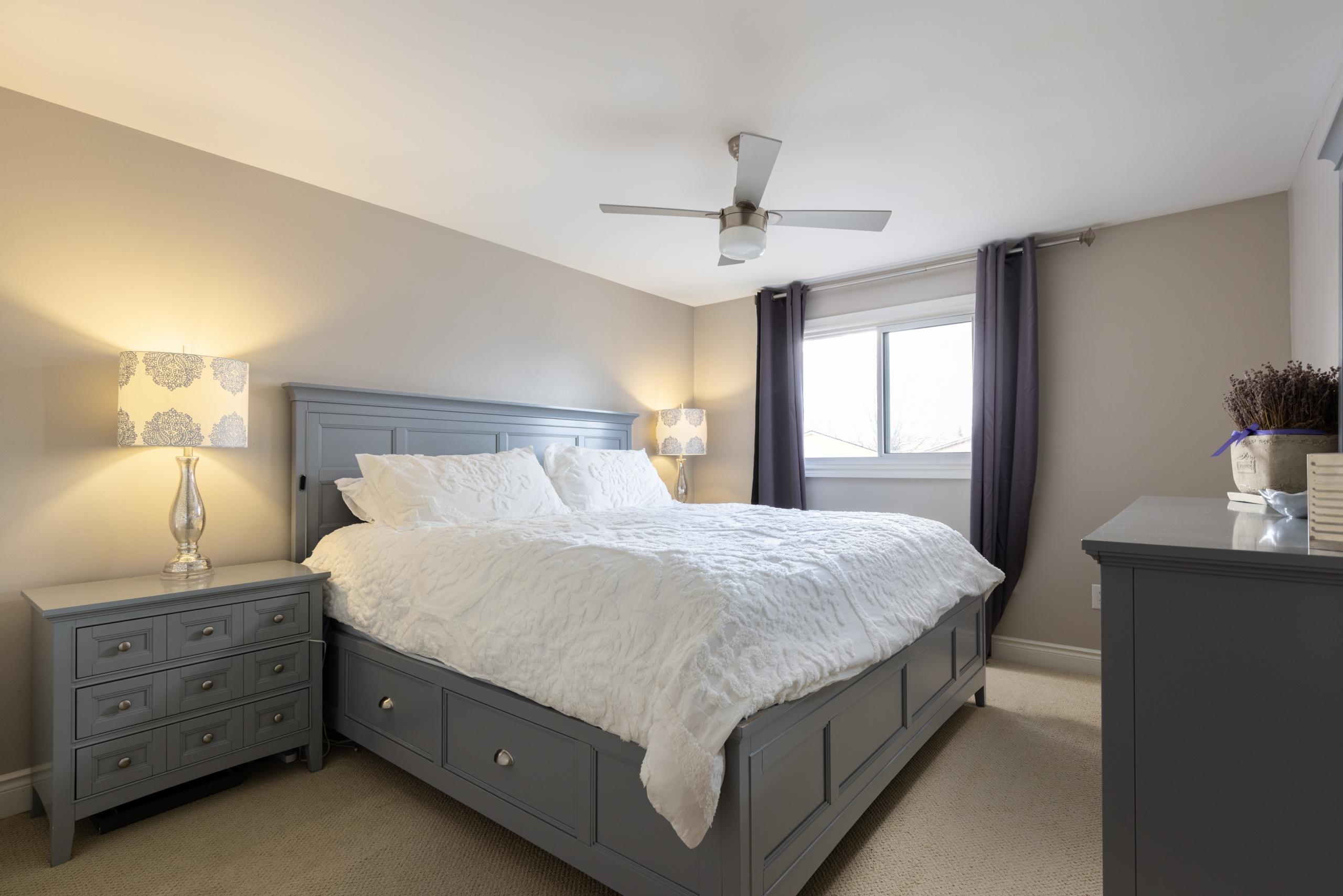 Bedroom featured at 3505 Quilter Court, Burlington, ON at Alex Irish & Associates