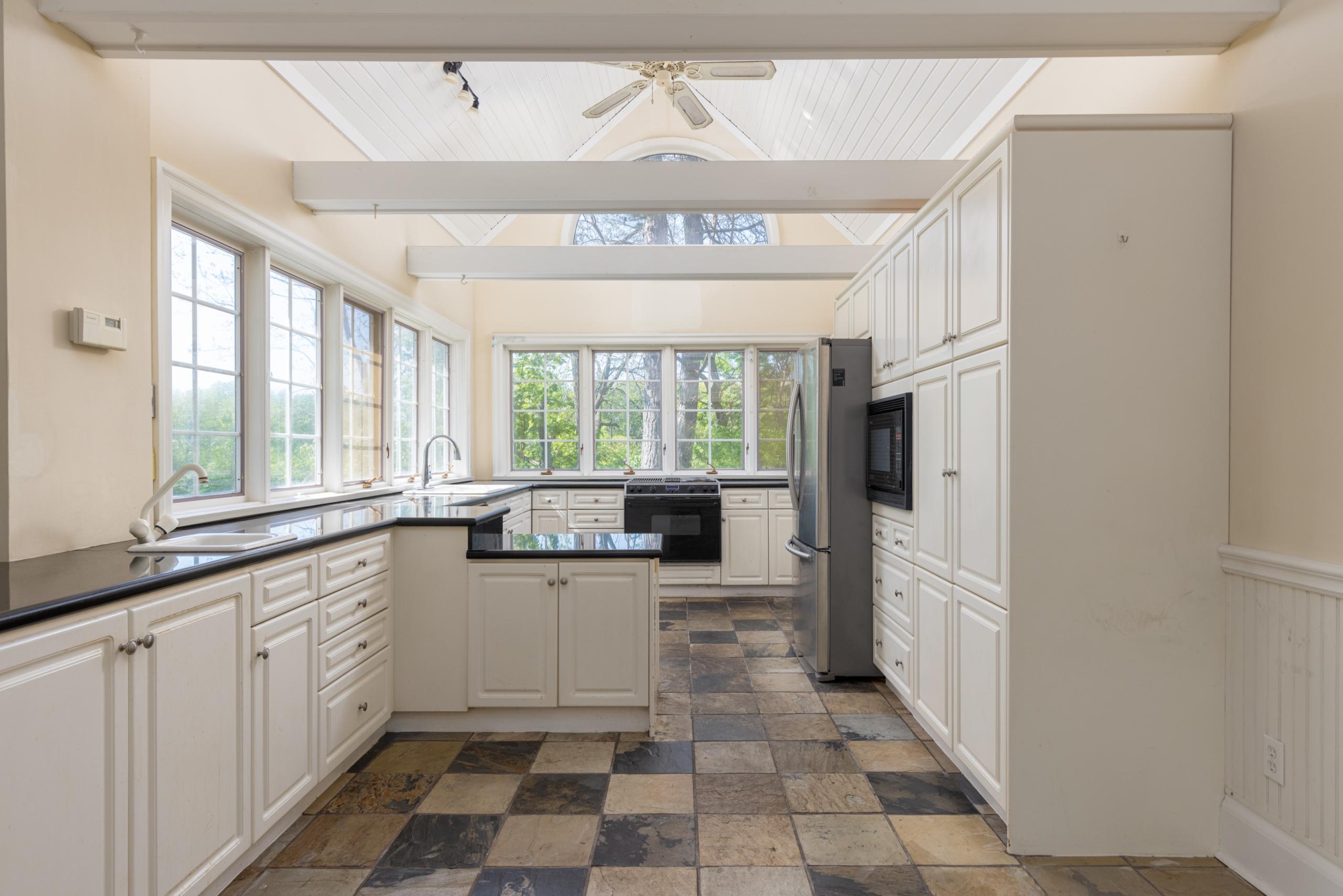 Kitchen featured at 416 Trafalgar Road, Oakville at Alex Irish & Associates