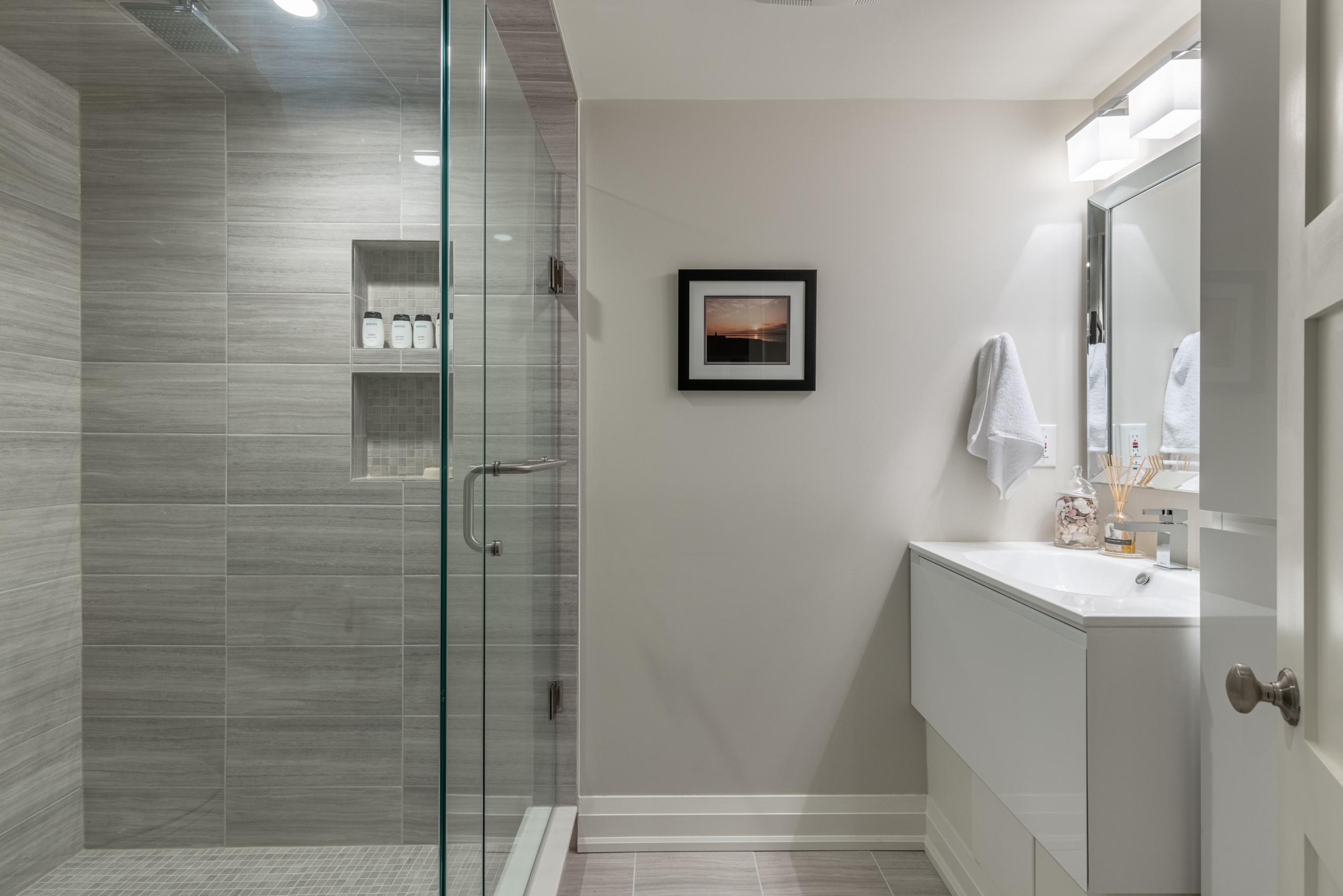 Bathroom featured at 1109 Morrison Heights Drive, Oakville at Alex Irish & Associates