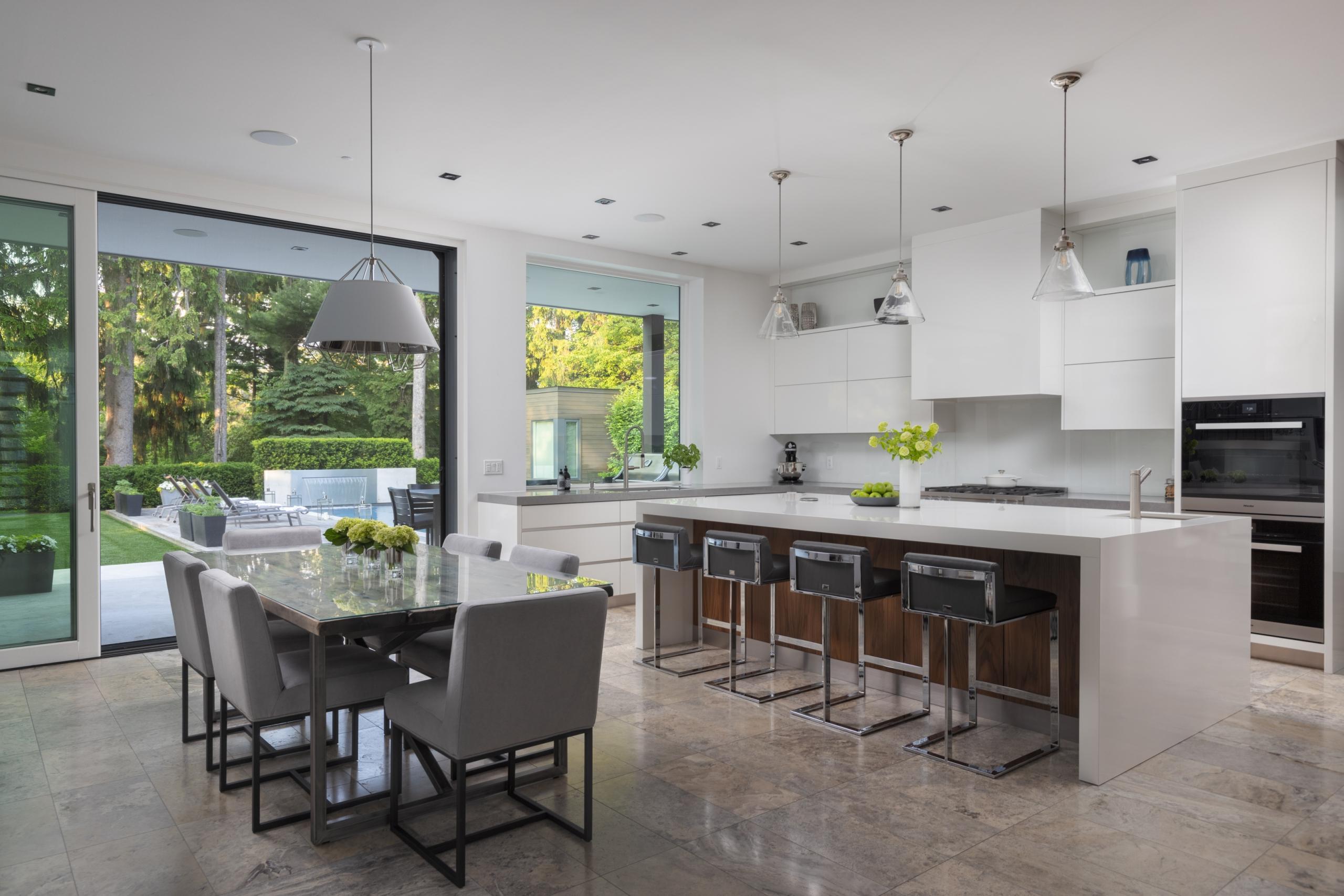 Kitchen featured at 65 Cox Drive, Oakville at Alex Irish & Associates