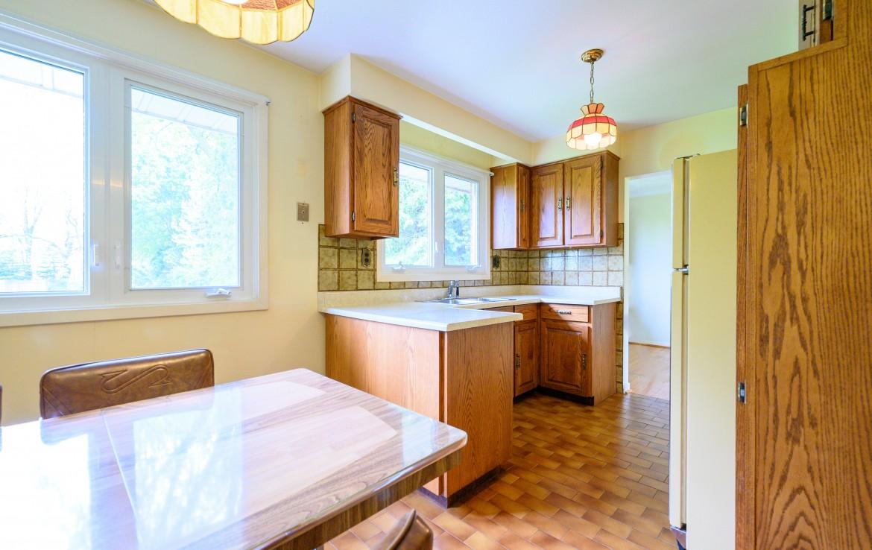 Kitchen featured at 1234 Kane Road, Mississauga at Alex Irish & Associates