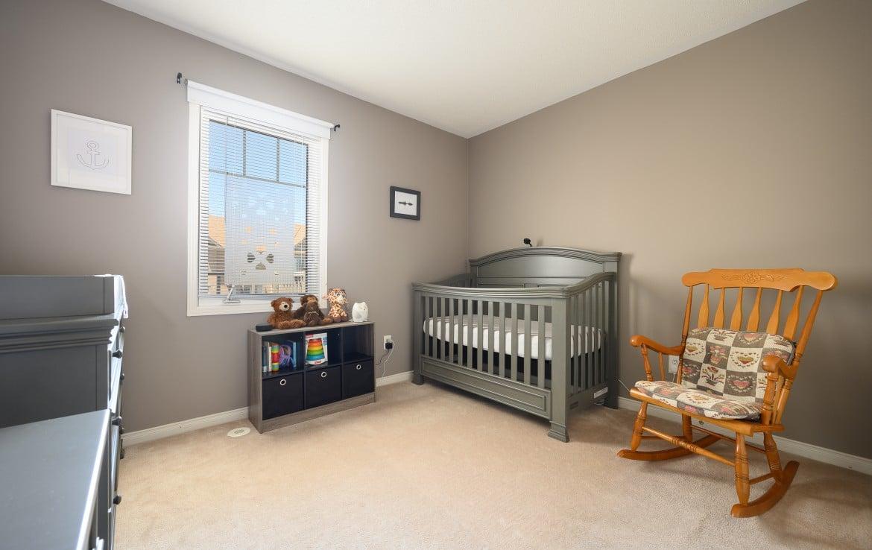 Bedroom featured at 10 – 3355 Thomas Street, Mississauga, ON at Alex Irish & Associates
