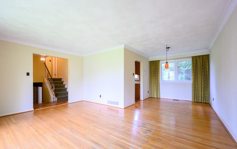 Living Room featured at 1234 Kane Road, Mississauga at Alex Irish & Associates