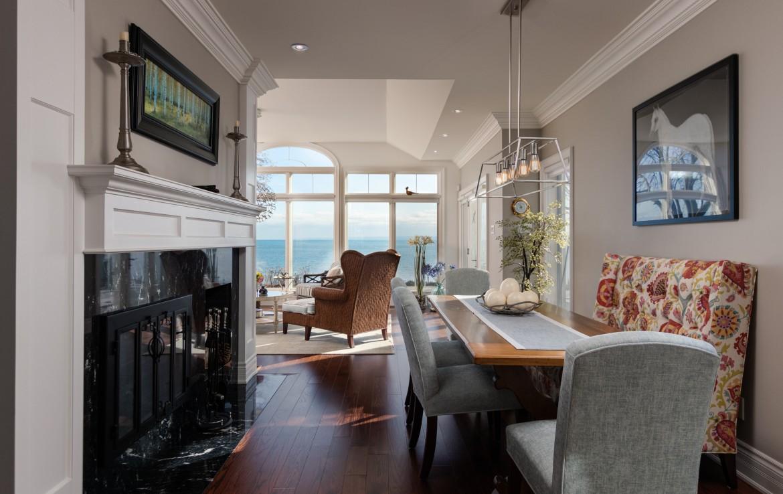 Dining Room featured at 272 Cliffcrest Court, Burlington, ON by Alex Irish & Associates
