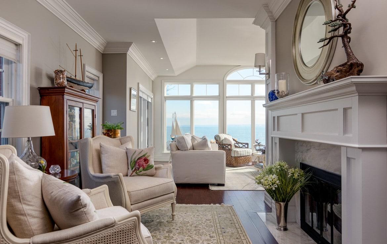 Living Room featured at 272 Cliffcrest Court, Burlington, ON by Alex Irish & Associates