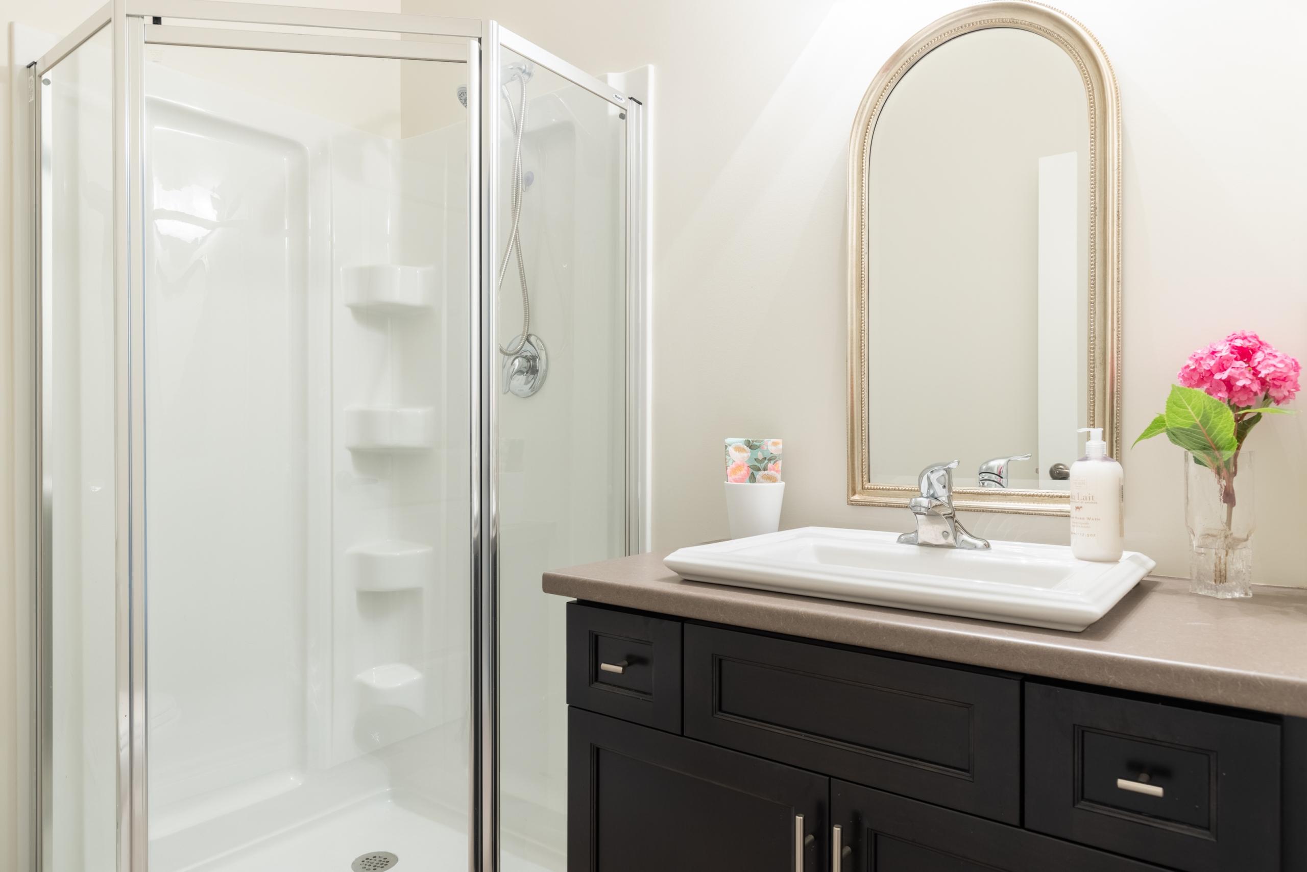 Bathroom featured at 7 Finton Lane, Binbrook, ON at Alex Irish & Associates