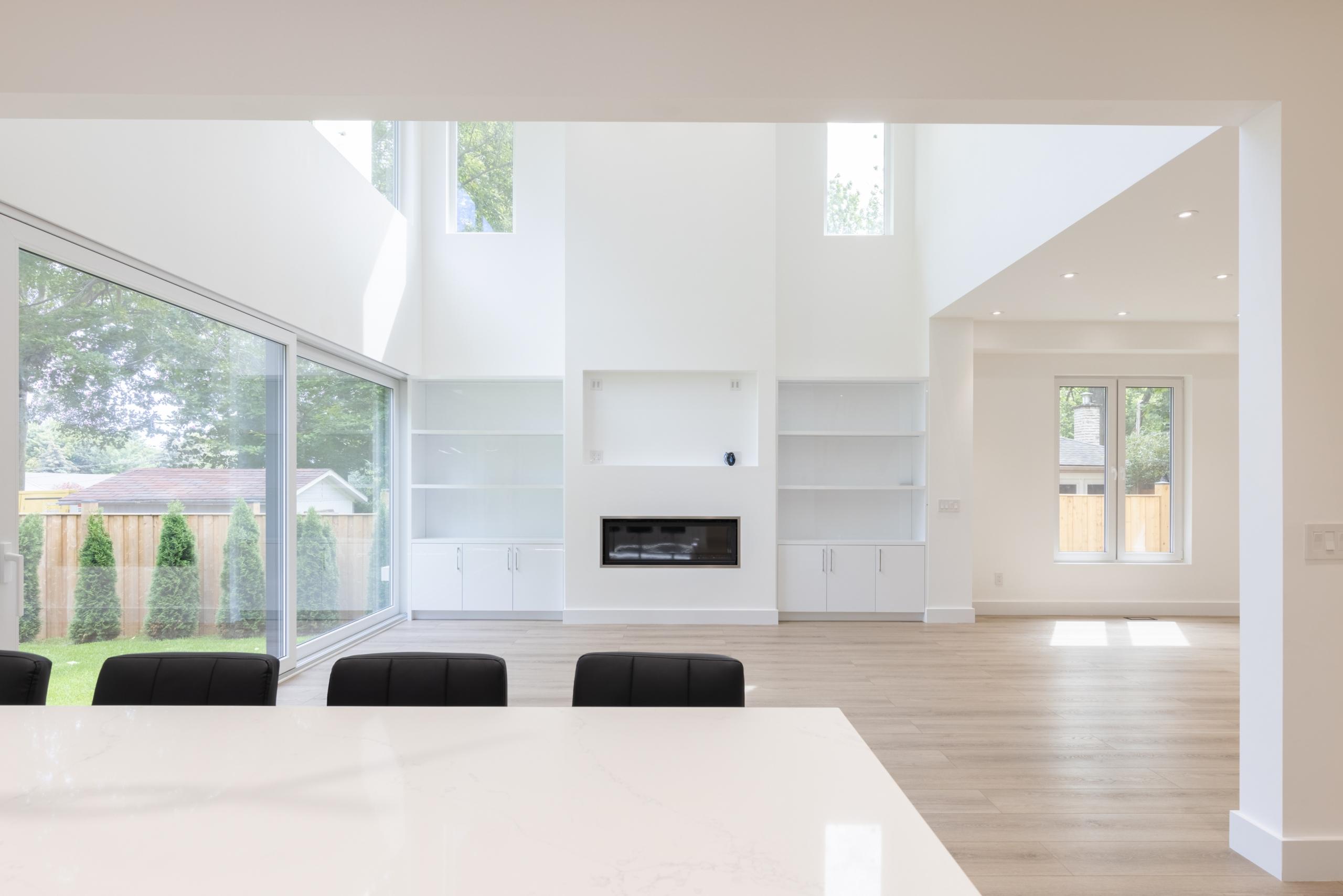 Living room featured at 287 Sabel Street, Oakville, ON at Alex Irish & Associates