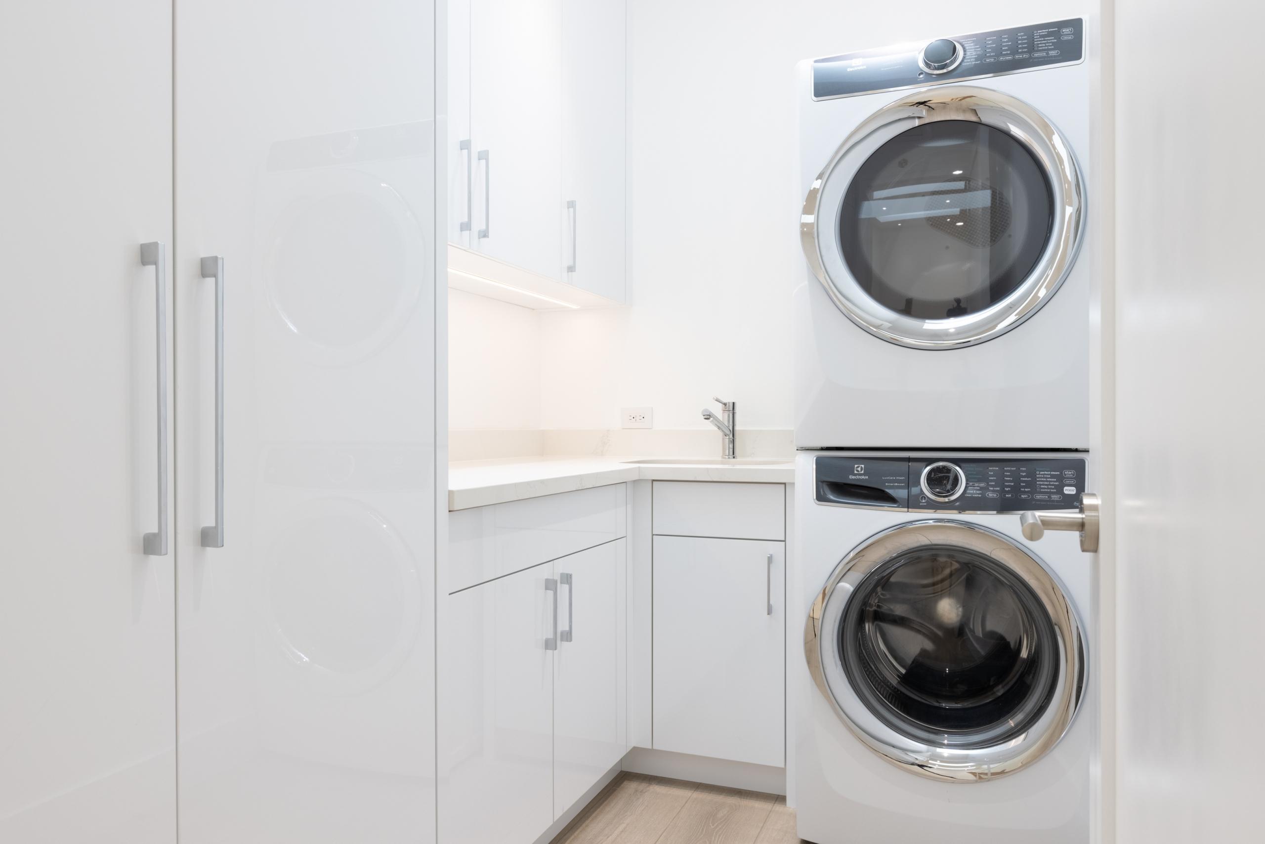 Laundry room featured at 287 Sabel Street, Oakville, ON at Alex Irish & Associates