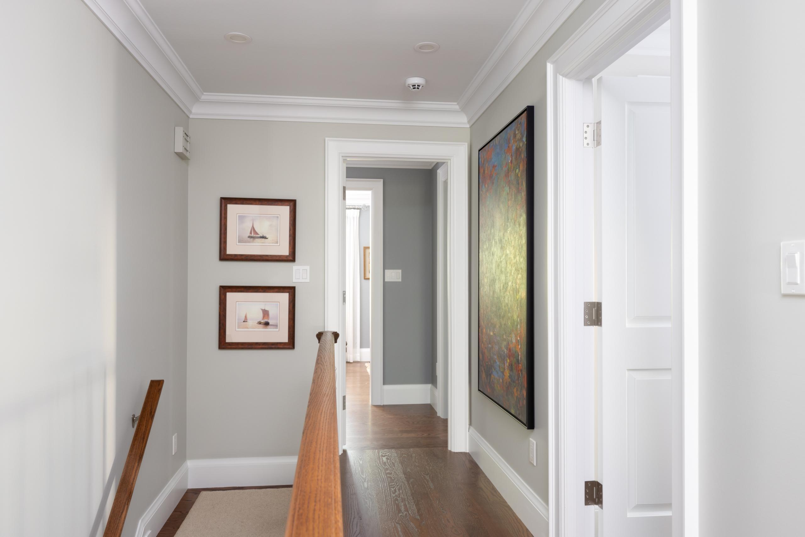 Porch featured at 295 William Street, Oakville. Alex Irish & Associates