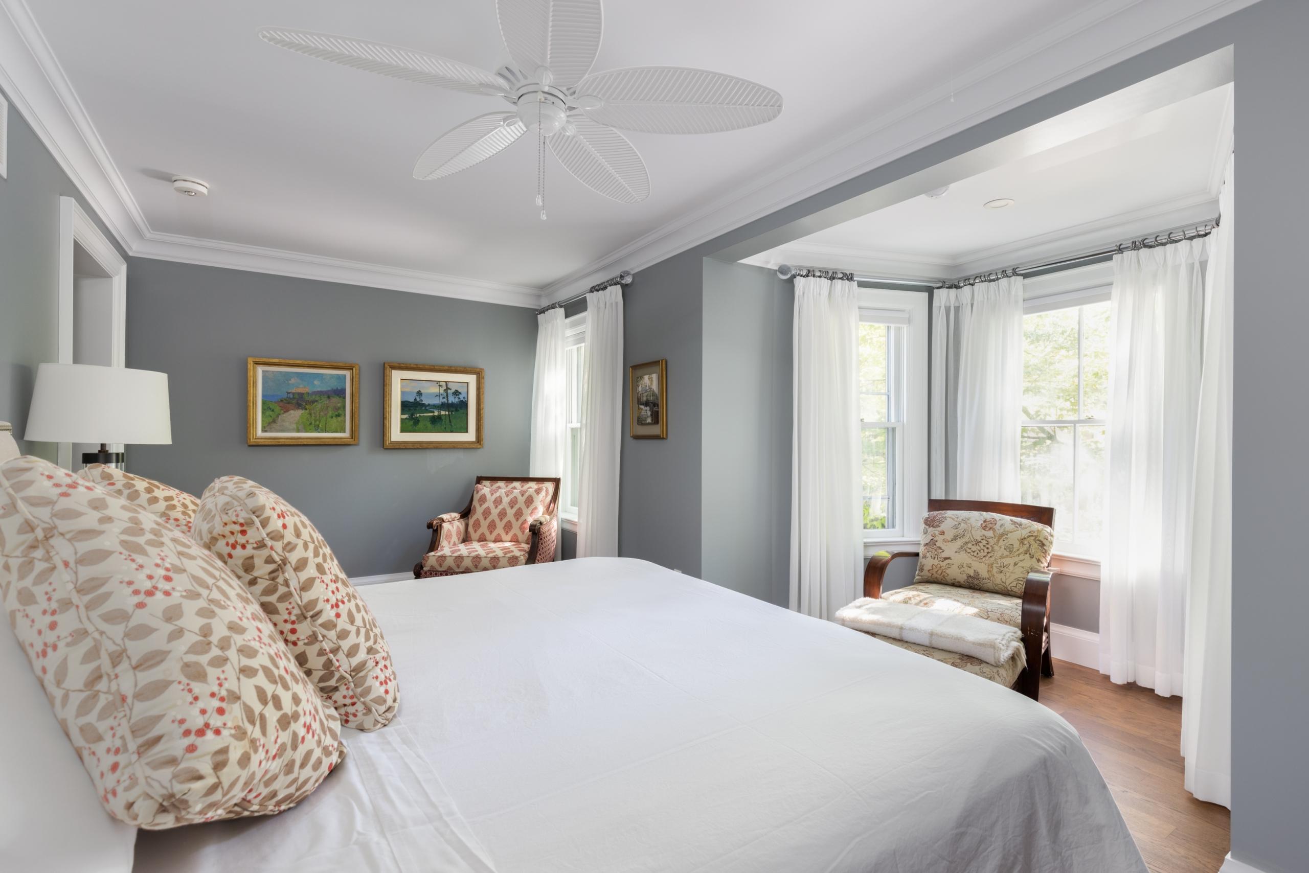 Bedroom featured at 295 William Street, Oakville. Alex Irish & Associates
