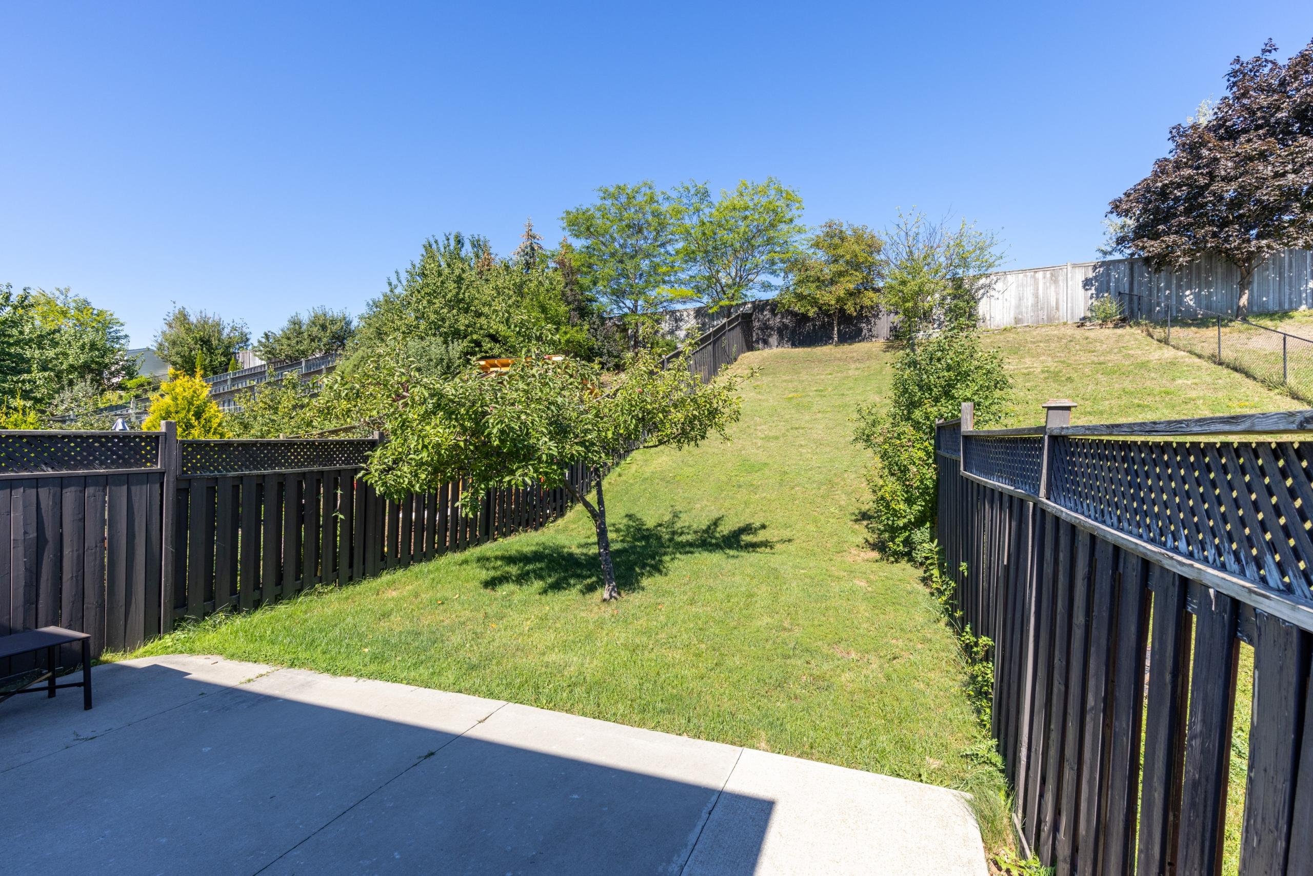 Garden featured at 343 Wildgrass Road, Mississauga, ON at Alex Irish & Associates